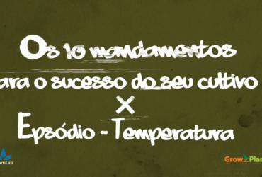 Temperatura para cultivo